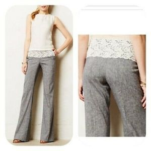 Anthropologie Elevenses The Brighton Pant
